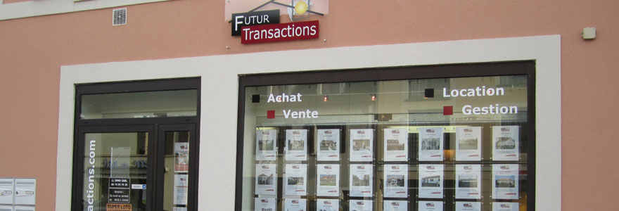 Futur transactions agence immobili re for Agence immobiliere 68