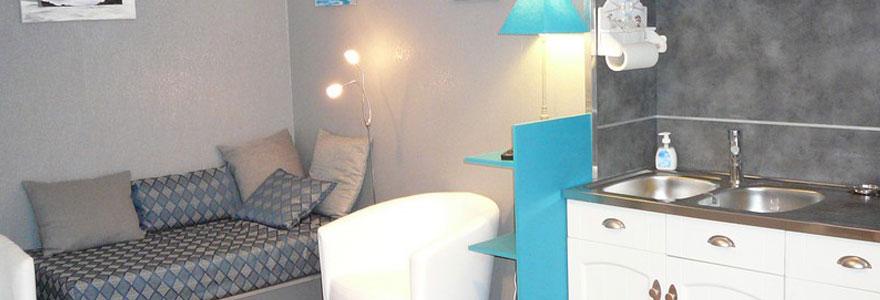 appartement situé à Douarnenez