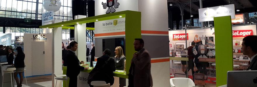 Les nouvelles technologies au service de l 39 immobilier for Salon des nouvelles technologies