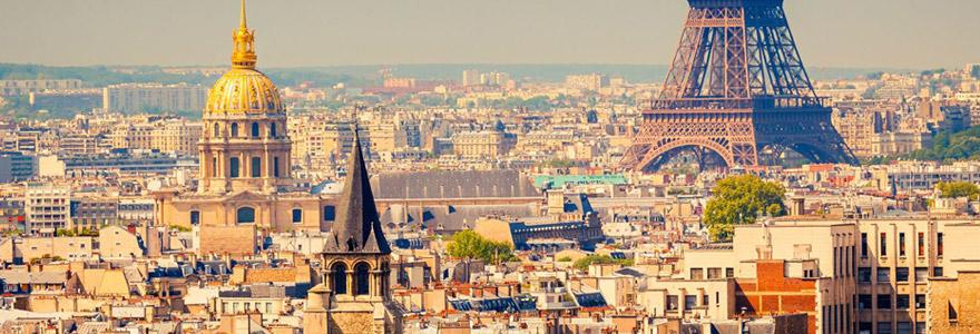 région parisienne