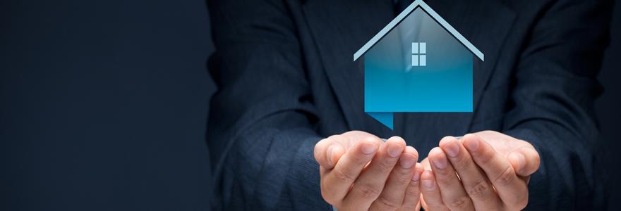 le secteur de l'immobilier