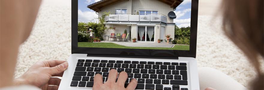 Estimer en ligne immobilier